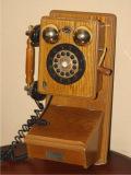 Реставрация настенного телефона начала 20 в