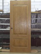 Двери до реставрации в мастерской.