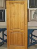 Реставрация дверей из сосны