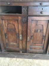 Реставрация старинного буфета